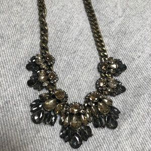 JCREW CHUNKY STATEMENT NECKLACE